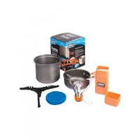 360 Degrees Furno Stove And Pot Cooking Set