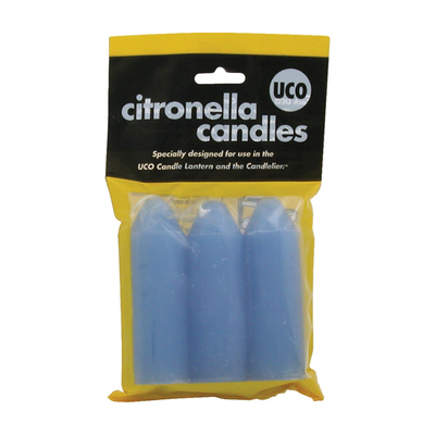 UCO 9 Hour Citronella Candles - 3 Pack