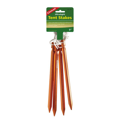 Coghlans Ultralight Tent Pegs - 4 Pack
