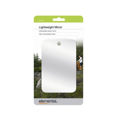 Elemental Lightweight Acrylic Mirror