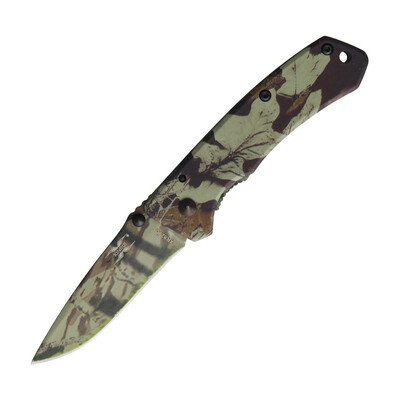 Xinrui Camo Hunter Pocket Knife