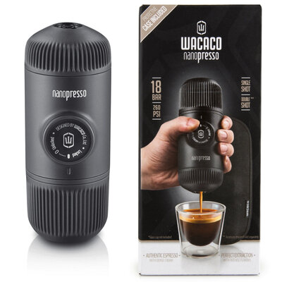 Nanopresso Coffee Maker