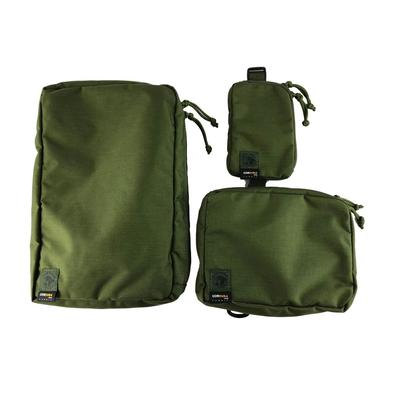 High Range Outdoors Pack Pouches