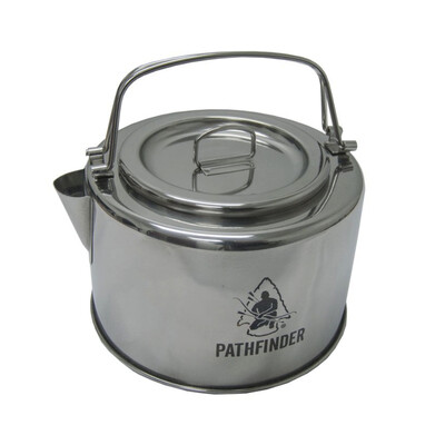 Pathfinder Stainless Kettle 1.2L