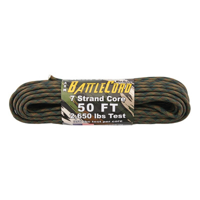 Atwood Battle Cord 50ft Camo