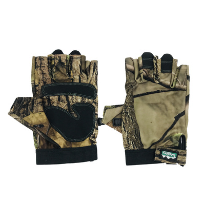 Ridgeline Tru Grip Fingerless Gloves